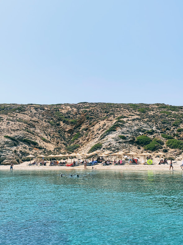 Travel Food People - Gramvoussa, Amorgos