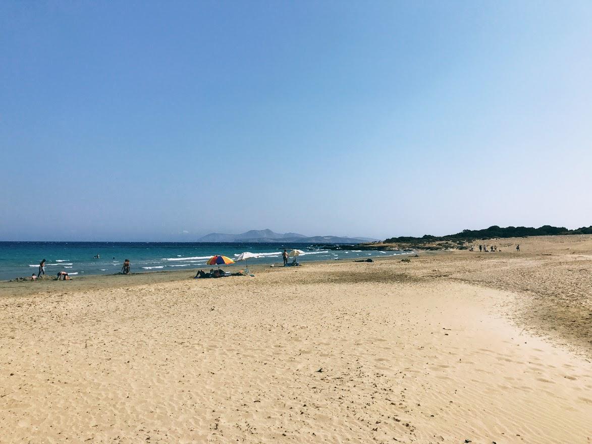 Travel Food People - Psili Ammos, Naxos