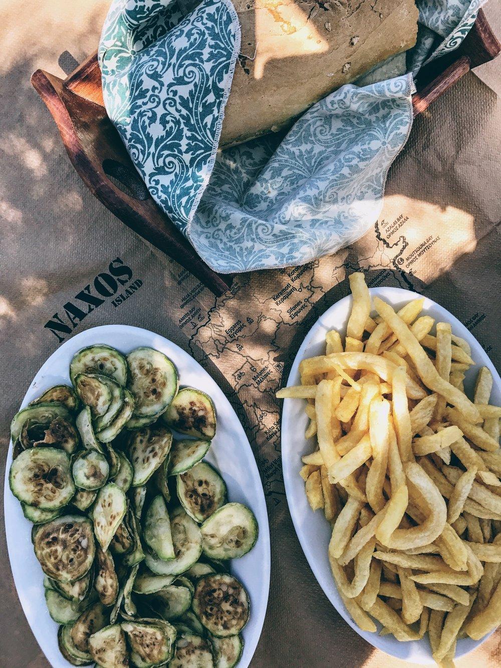 Travel Food People - Taverna Paradiso, Naxos