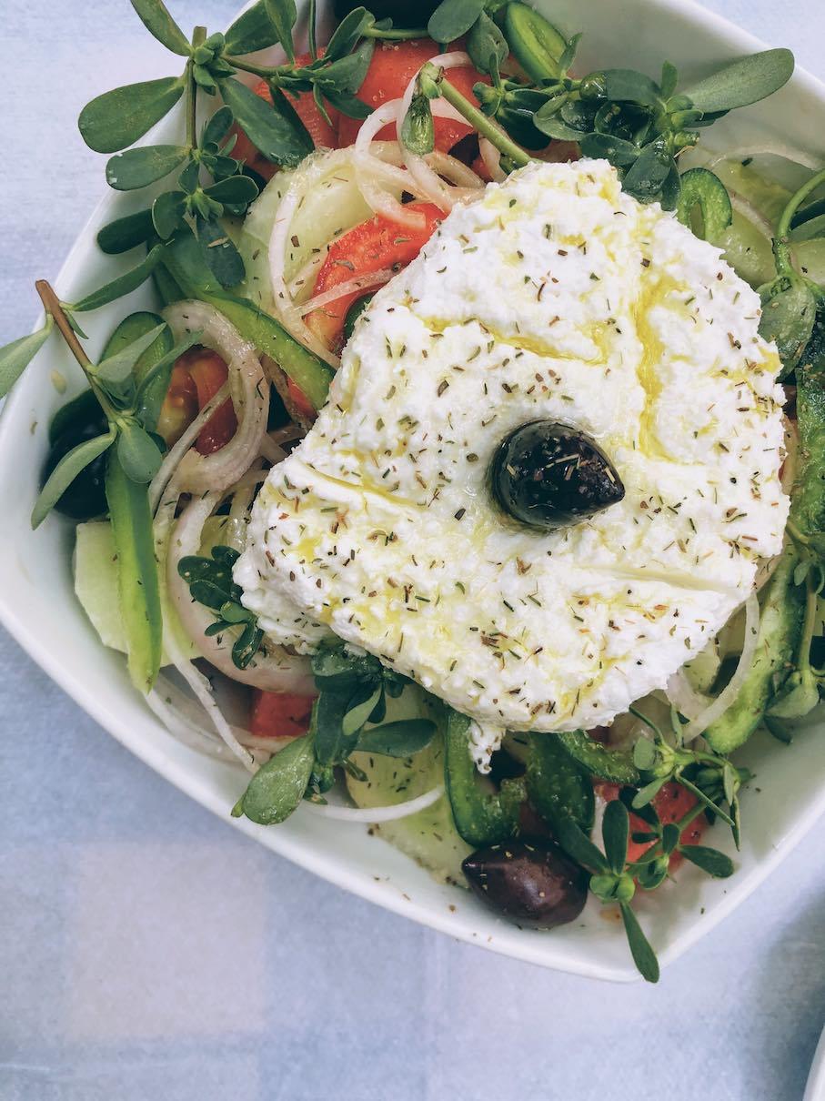Travel Food People - Matina & Stavros tavern, Naxos
