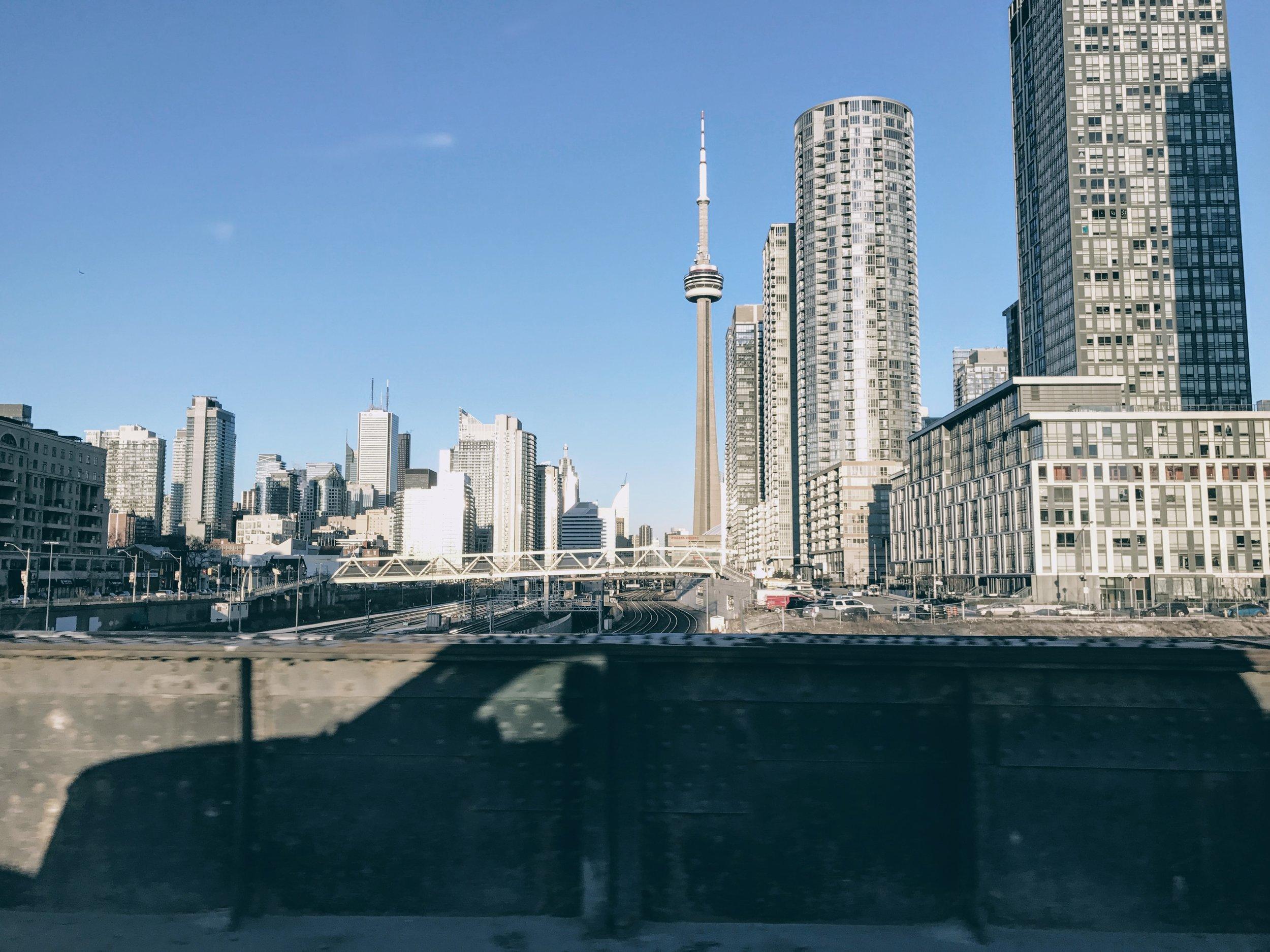 Toronto Destination