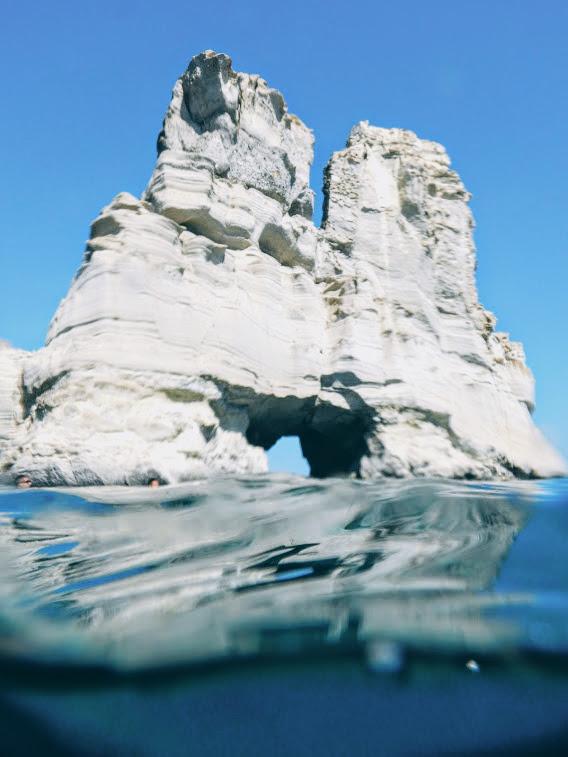 Private Speedboat tour - A relaxing cruise to Kleftiko and Polyaigos