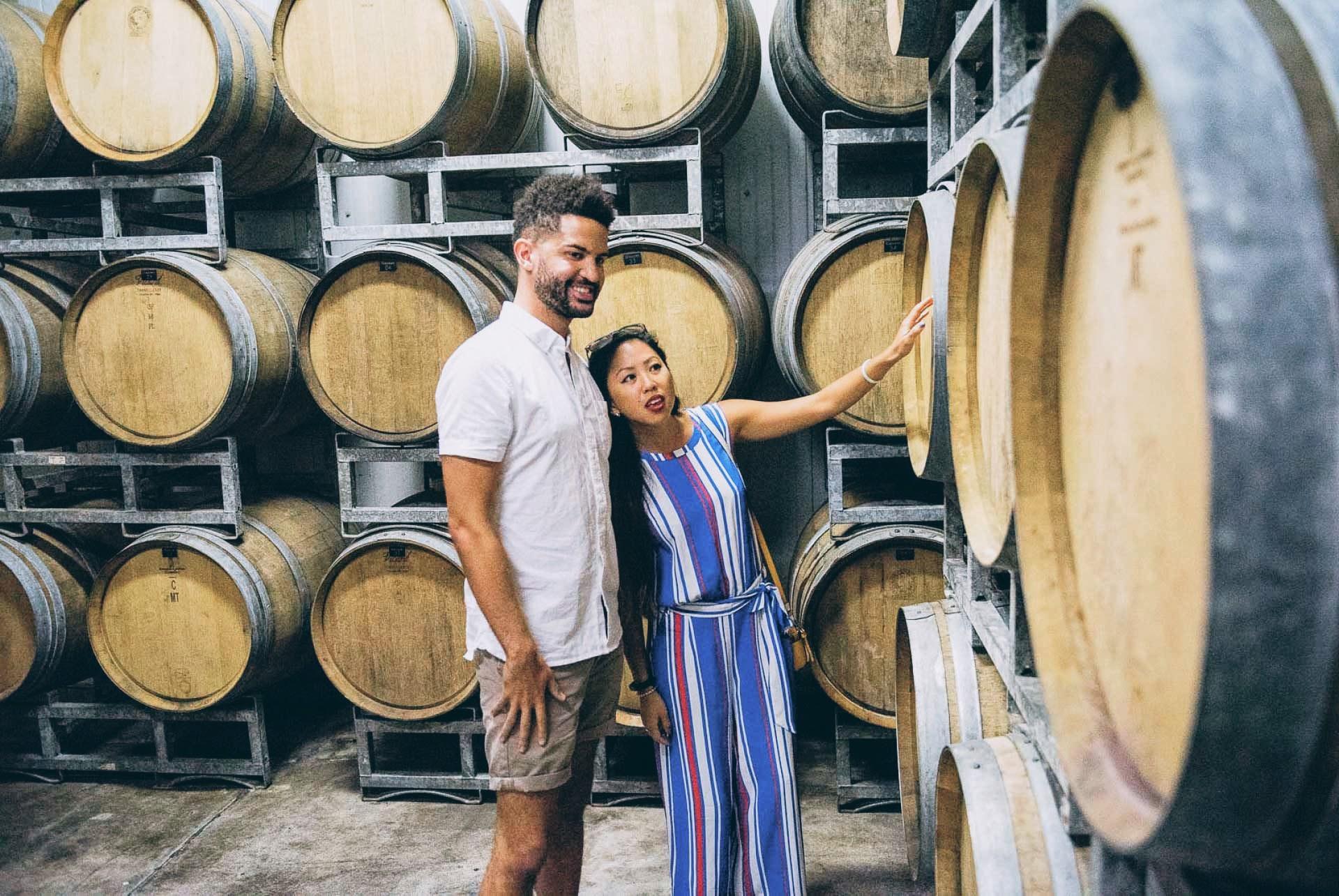 ET (4 hours): [Paros] Private Paros Wine Tour