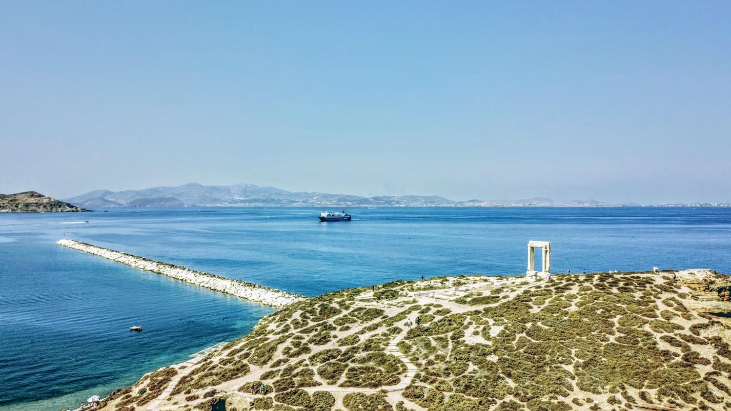 ET (7 hours): [Paros] Naxos journey to history