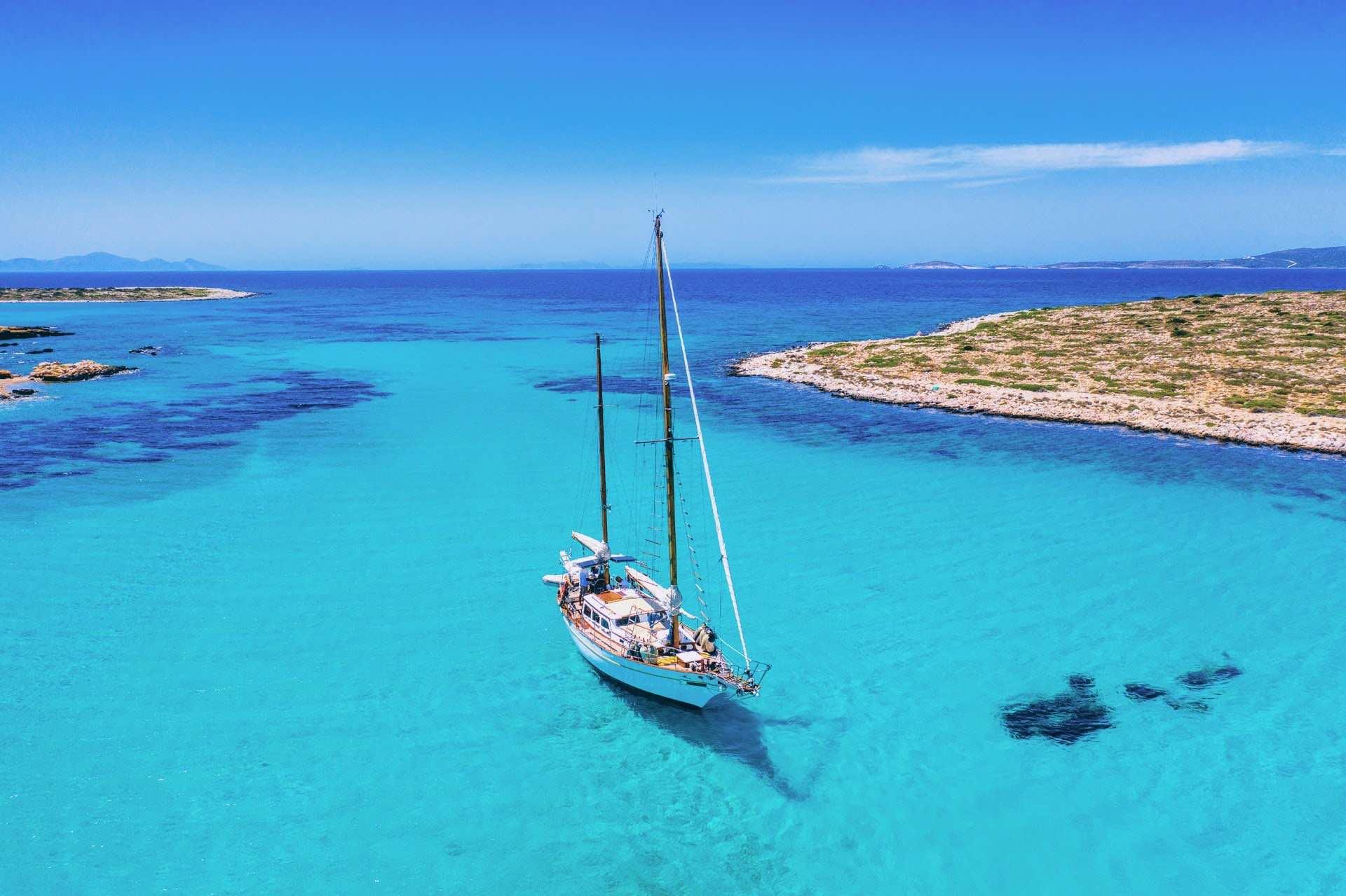 Weeklong beach vibes in Paros & Antiparos