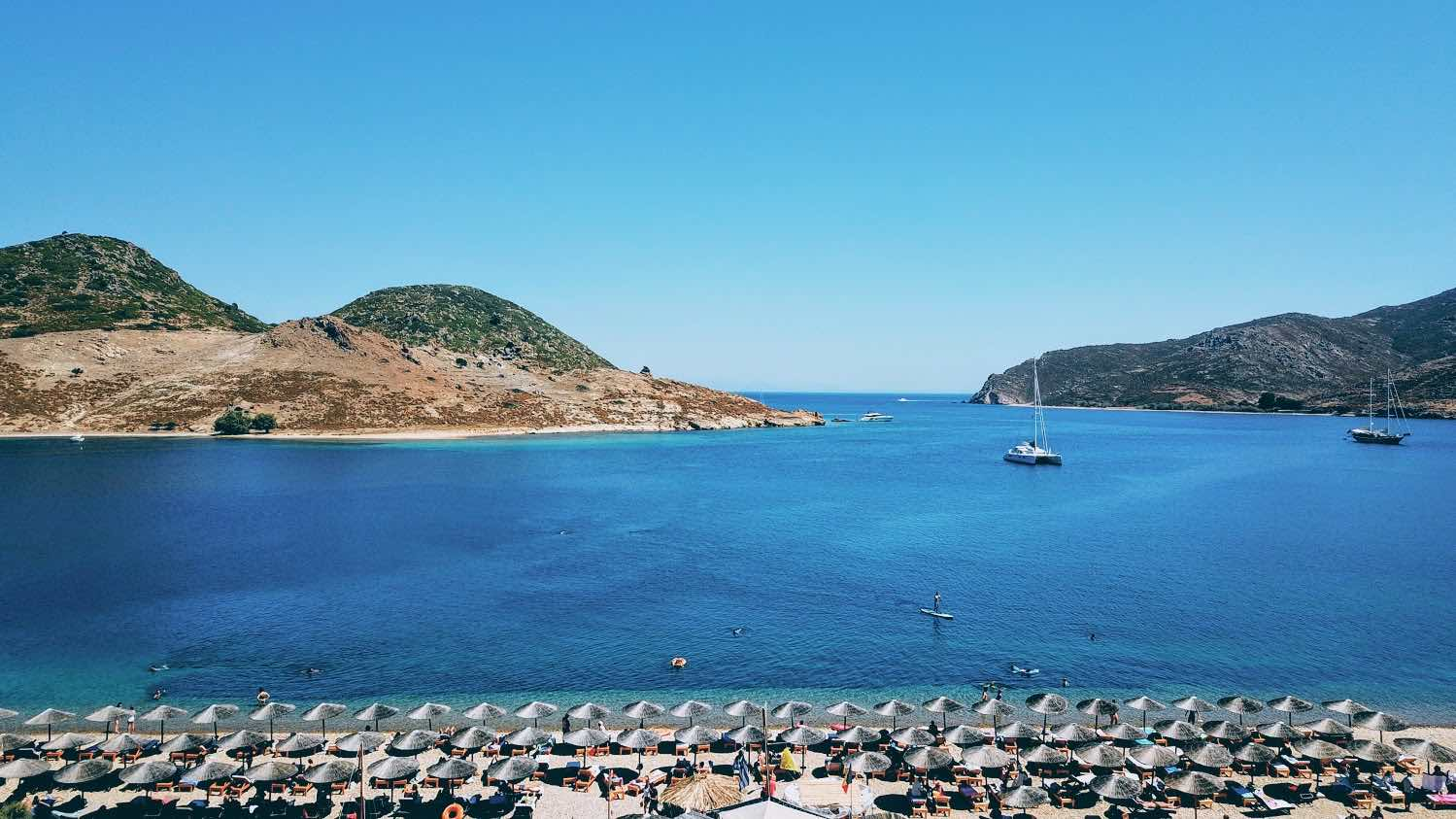 Sophisticated and laid back summer in Patmos