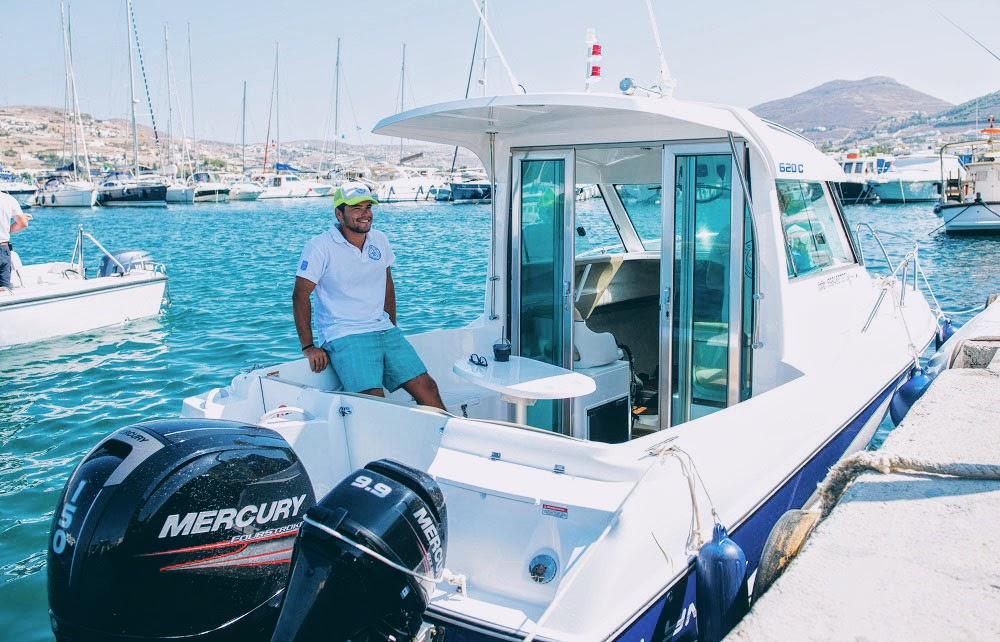 CA (3 hours): [Sifnos] Half Day Cruise to Polyaigos