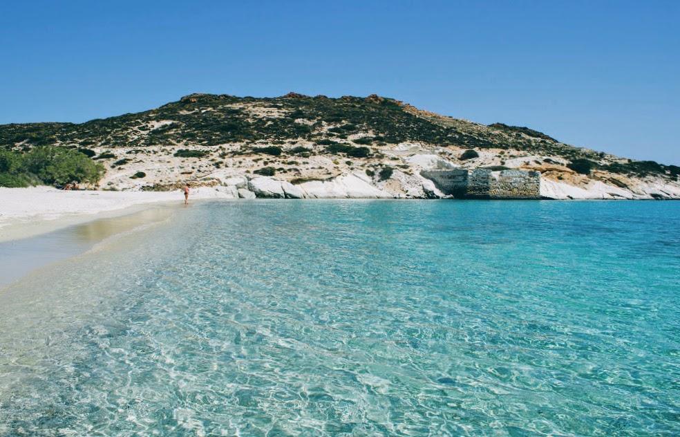 Private speedboat tour - A marvellous private full-day cruise to Polyaigos and Kimolos