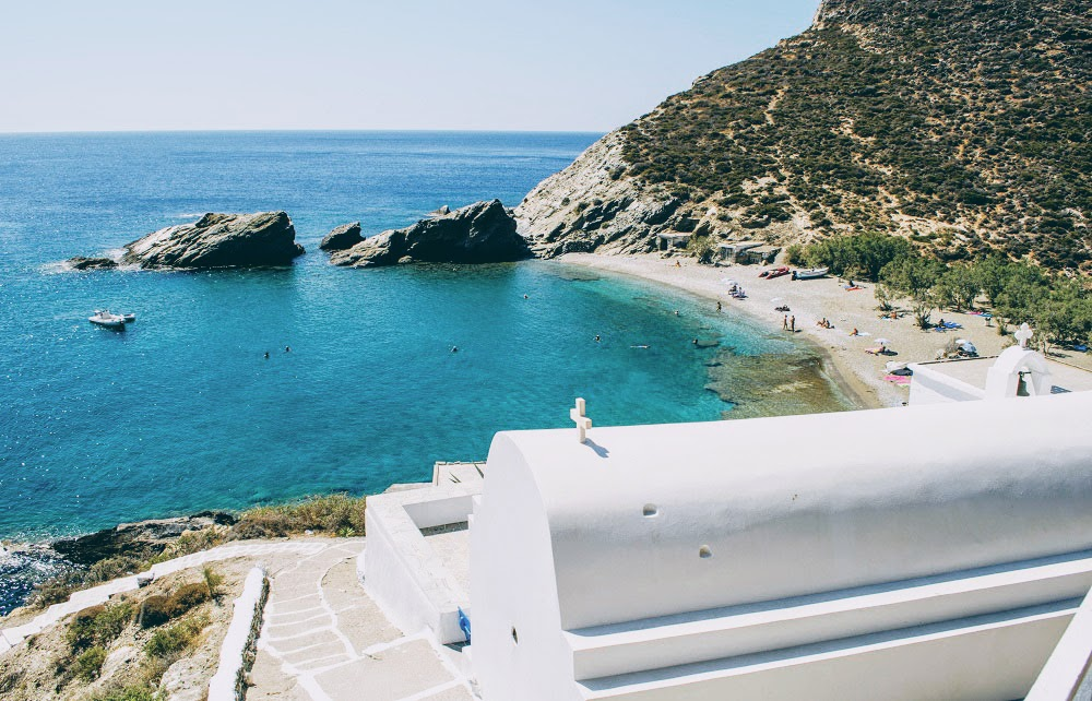 Travel Food People - Folegandros