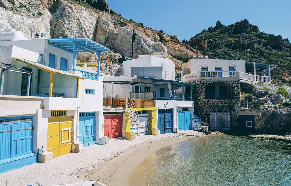 CA (5 hours): [Sifnos] Half Day Cruise to Milos