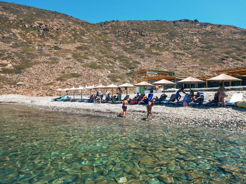Travel Food People - Vroulidia, Sifnos