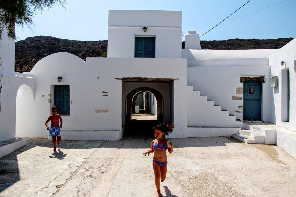 Travel Food People - Vathy, Sifnos