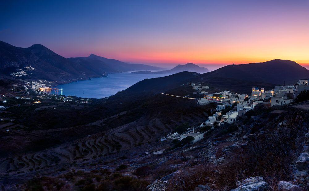 Travel Food People - Aegiali, Amorgos