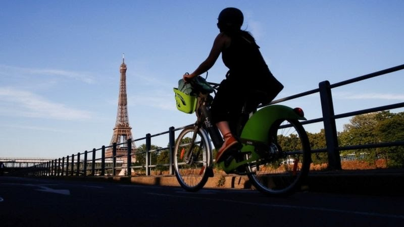 News: Paris is betting big on a green city centre