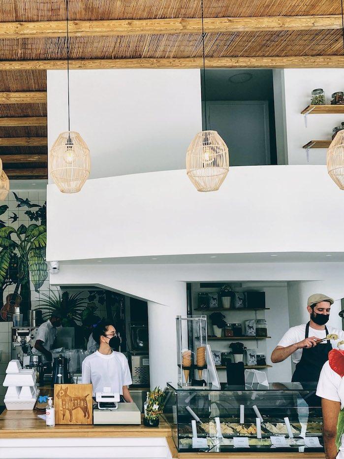 Travel Food People - Django Gelato, Athens