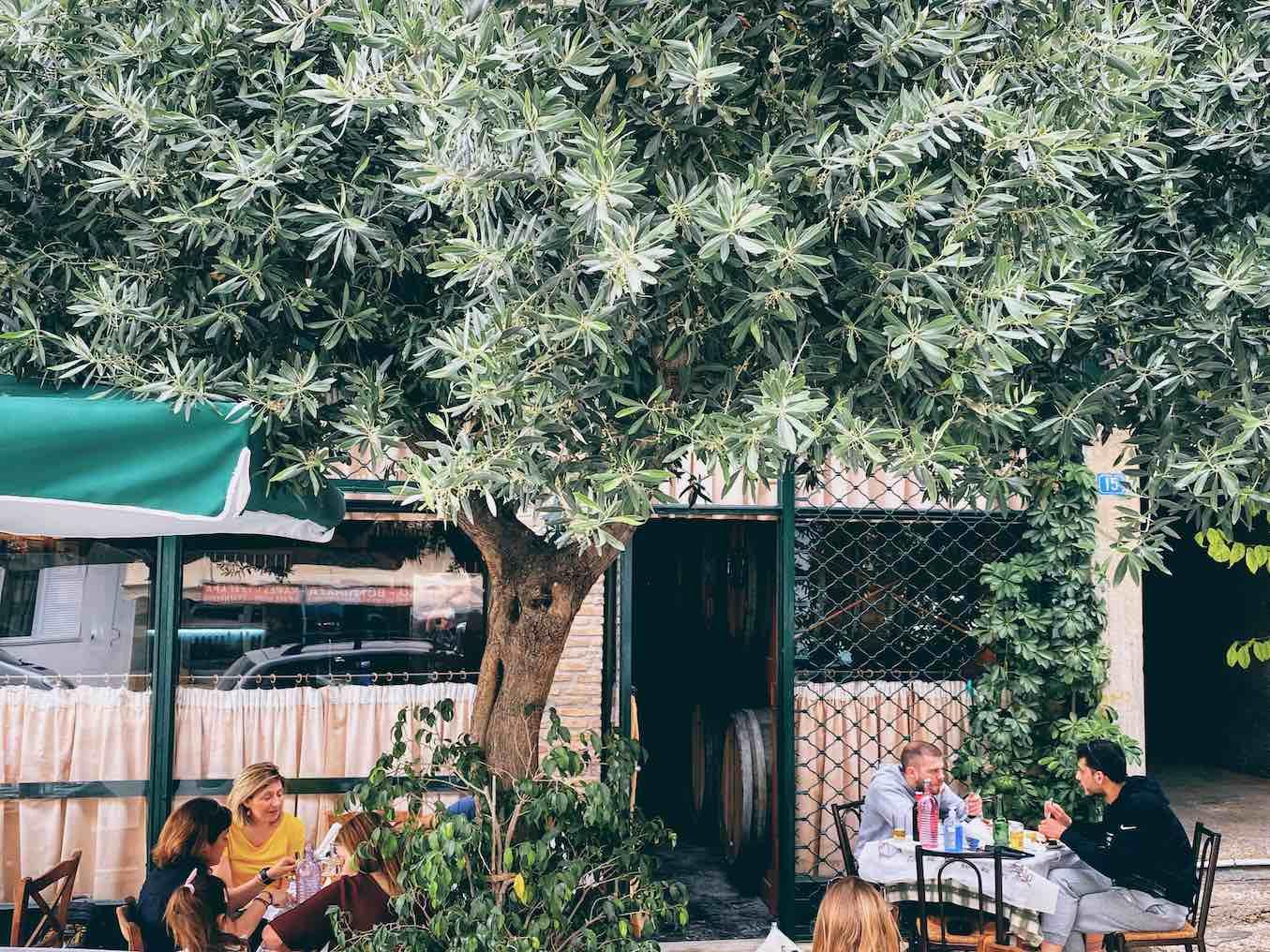 Travel Food People - Axotis, Athens