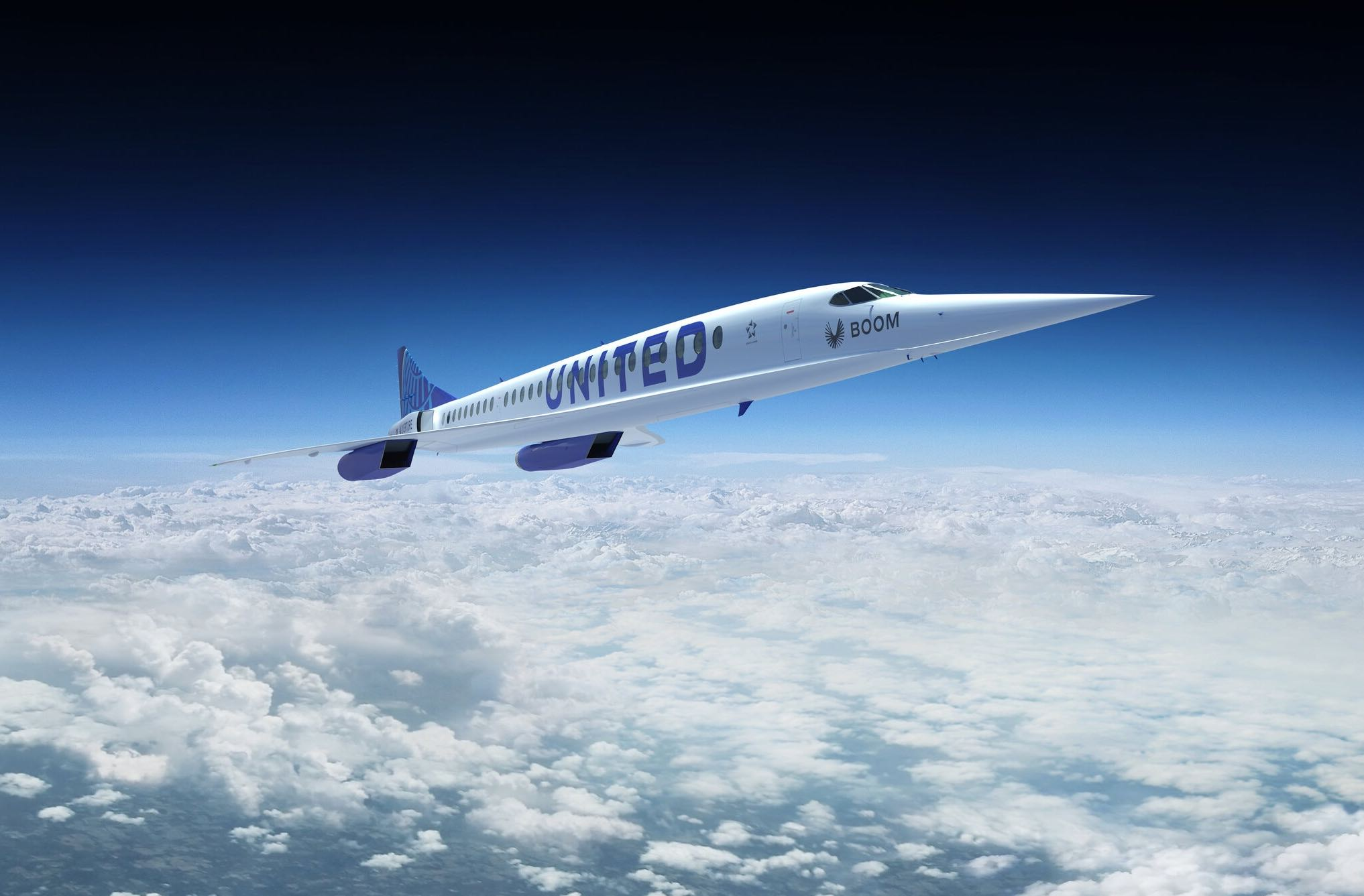 News: United Airlines Wants to Bring Back Supersonic Air Travel