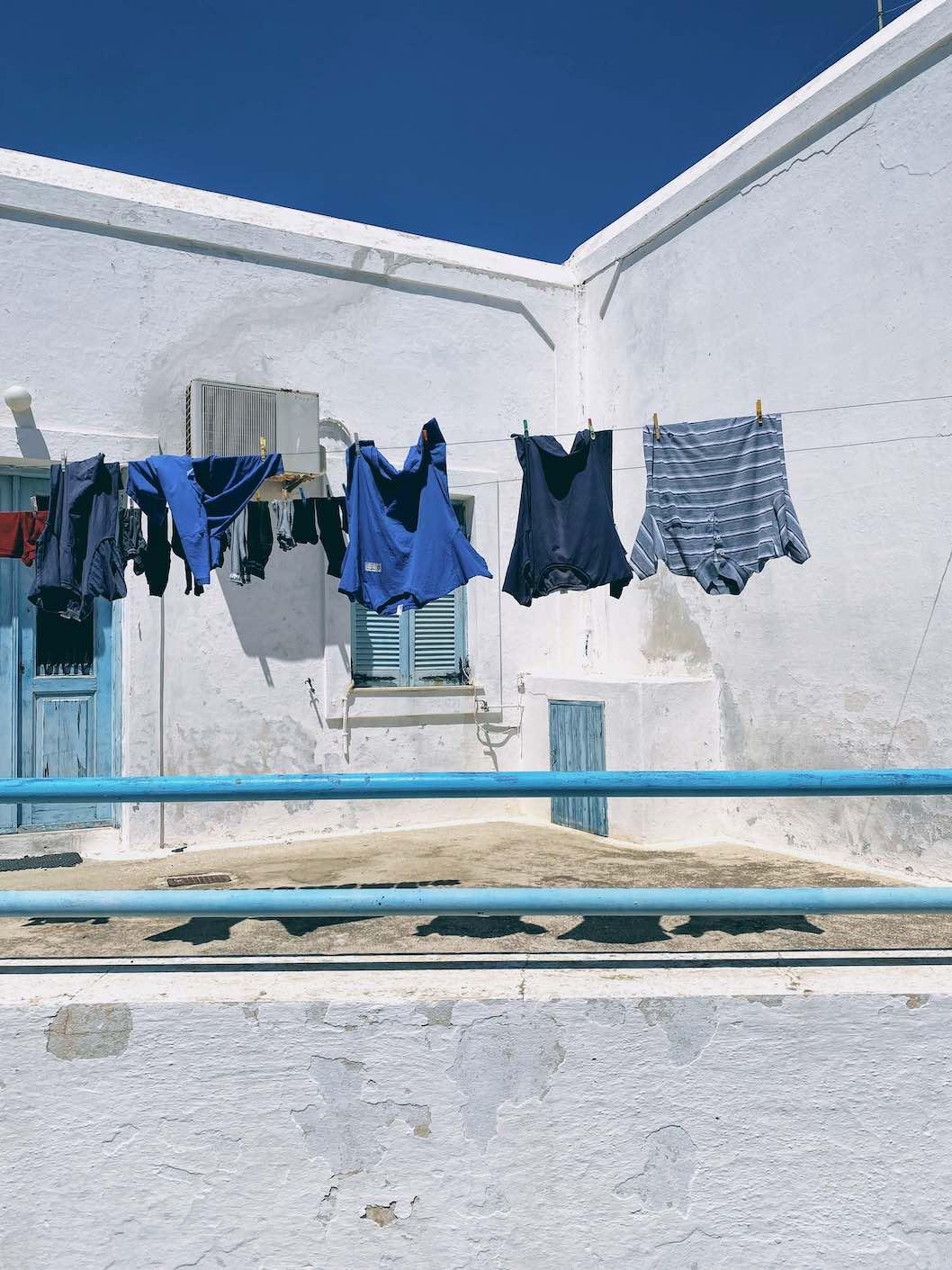 Travel Food People - Schinoussa, Greece