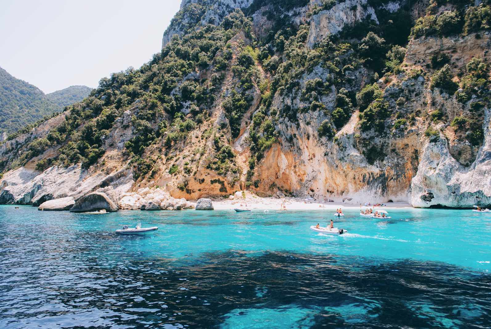 Sardinia Destination