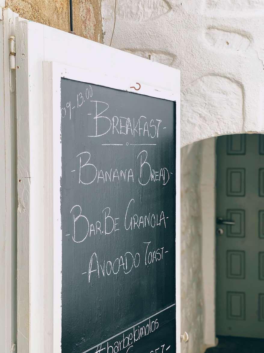 Travel Food People - BarBe, Kimolos