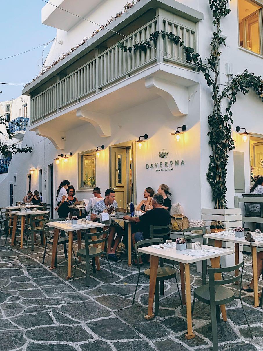 Travel Food People - Daverona, Paros