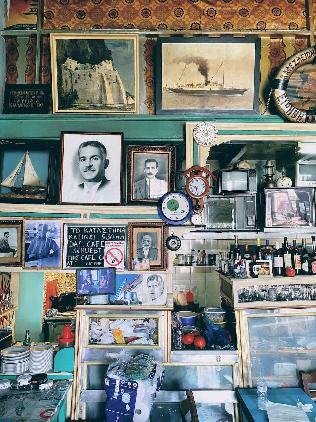 Travel Food People - Prekas, Amorgos