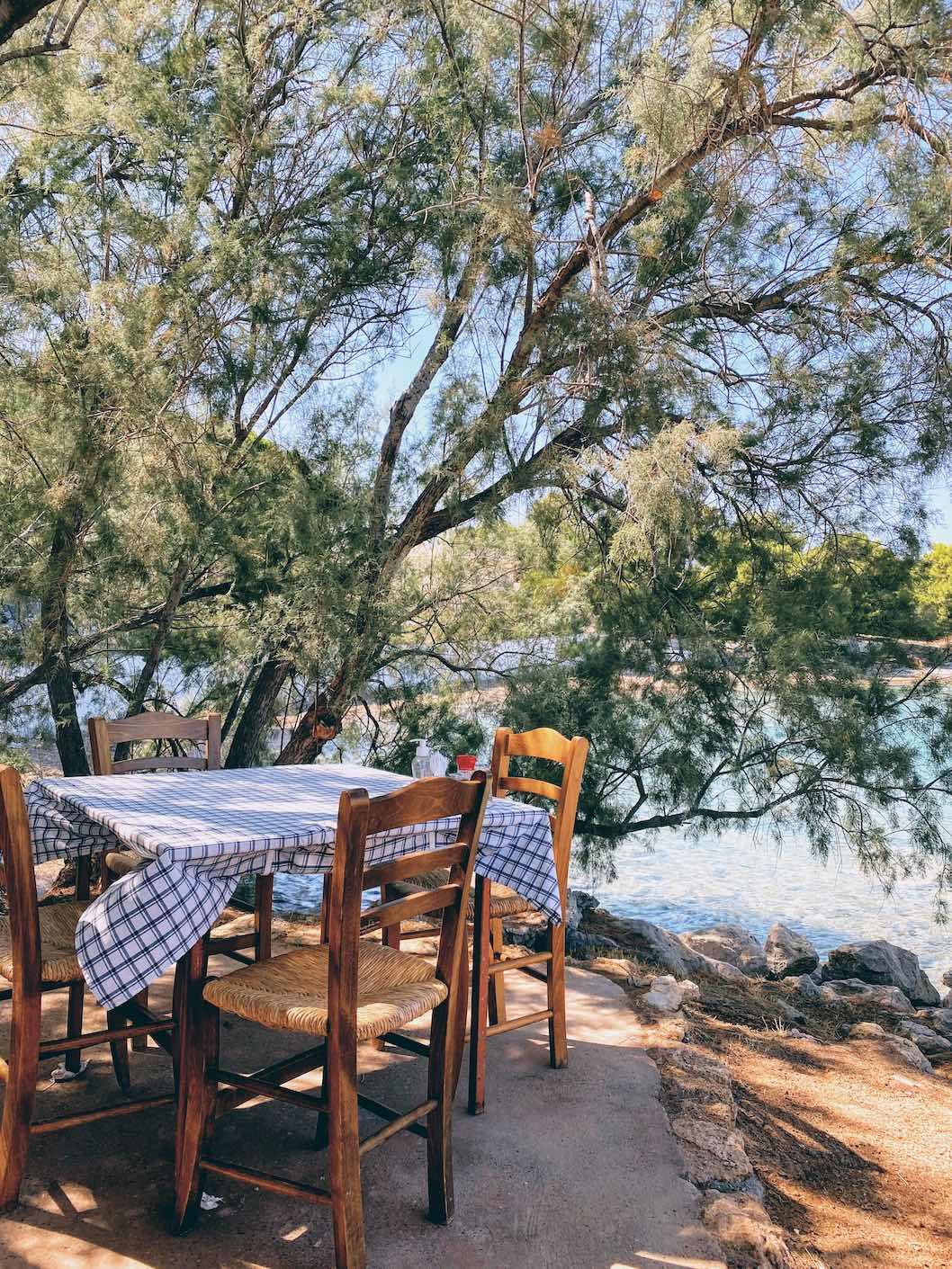 Travel Food People - Kavos 1964, Korinthos