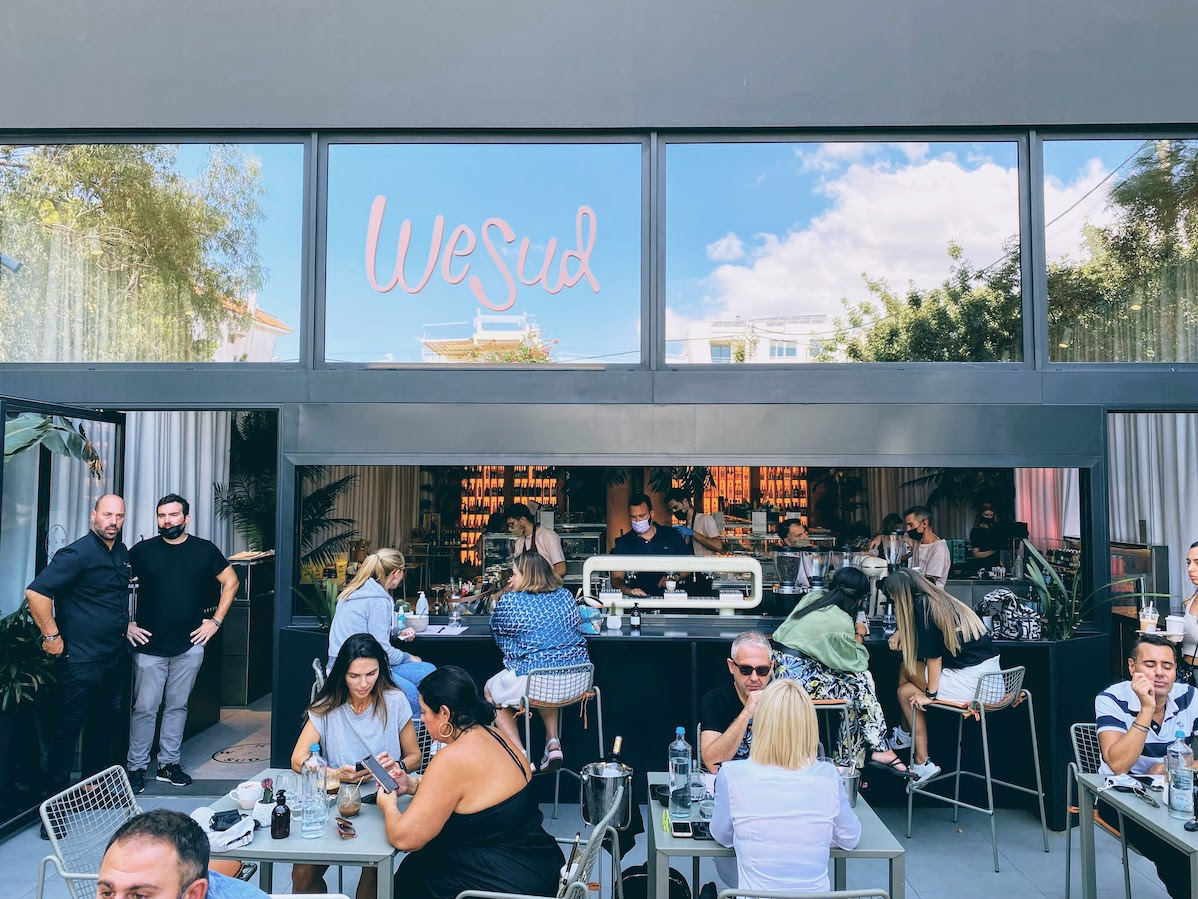 Athens: chilled brunch vibes at Wesud